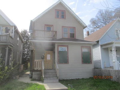 Milwaukee Multi Family Home For Sale: 2661 N 29th St