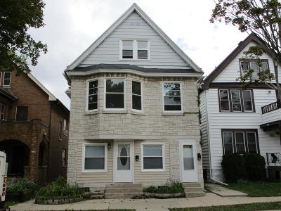 West Allis Two Family Home For Sale: 1513 S 72nd St