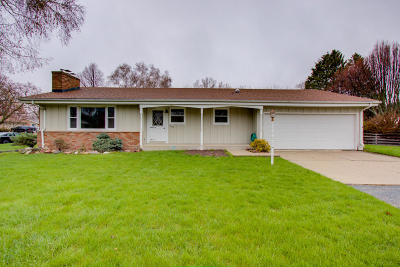 Racine Single Family Home Active Contingent With Offer: 452 Carlton Dr