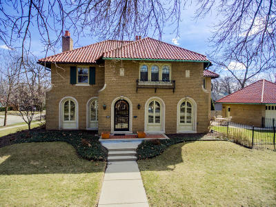 Single Family Home Active Contingent With Offer: 7001 Grand Pkwy