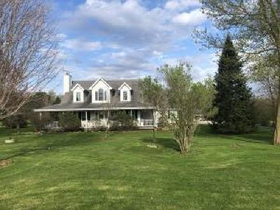Hartland Single Family Home Active Contingent With Offer: W329n9390 West Shore Dr