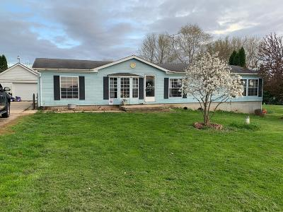 Watertown Single Family Home For Sale: W5667 County Road R