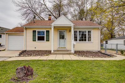 West Allis Single Family Home Active Contingent With Offer: 2630 S 75th St
