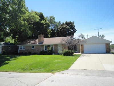 Glendale Single Family Home For Sale: 335 W Daphne Rd