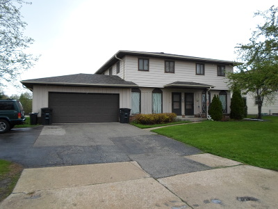 Franklin Two Family Home For Sale: 7549 S 75th St