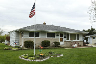 Greendale Single Family Home Active Contingent With Offer: 6139 Middleton Ct S