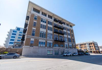 Milwaukee Condo/Townhouse Active Contingent With Offer: 1325 N Van Buren St #507