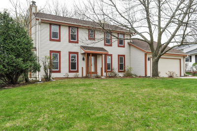 Waukesha Single Family Home Active Contingent With Offer: 2017 Kathy Ct