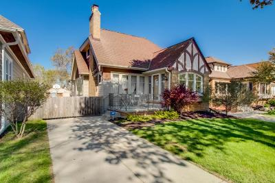 Wauwatosa Single Family Home Active Contingent With Offer: 2519 N 67th St