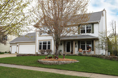 Ozaukee County Single Family Home Active Contingent With Offer: N108 W7046 Berkshire St