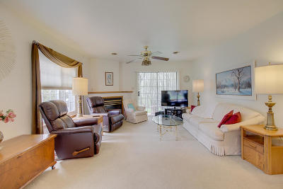 Brookfield Condo/Townhouse Active Contingent With Offer: 18755 Brookfield Lake Dr #15