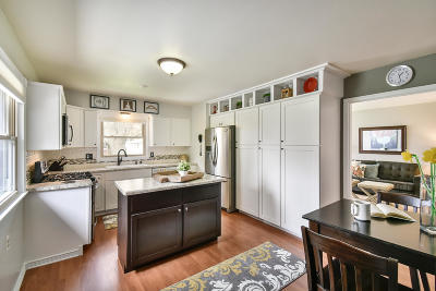Single Family Home Active Contingent With Offer: 2046 N 114th St