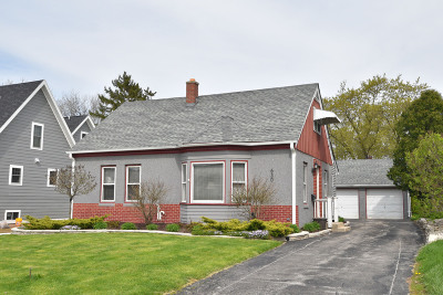 Single Family Home Active Contingent With Offer: 630 N 99th St