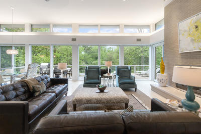 Fontana Single Family Home For Sale: N1462 Fontana Ridge Rd