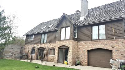 East Troy Single Family Home For Sale: 2788 O'leary Ln