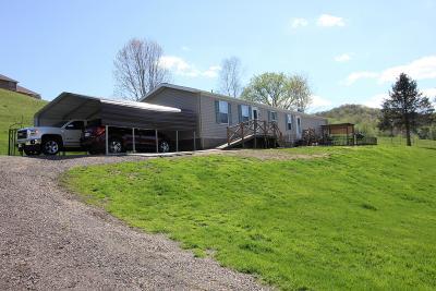 La Crosse Single Family Home For Sale: W4311 W Miller Rd