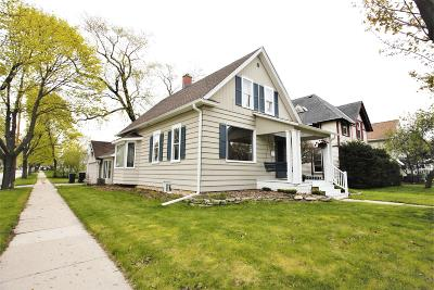 Waukesha Single Family Home Active Contingent With Offer: 333 N Greenfield Ave