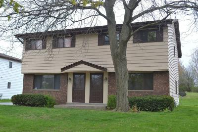 Greenfield Two Family Home Active Contingent With Offer: 5271 W Edgerton Ave #5273