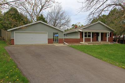 Menomonee Falls Single Family Home Active Contingent With Offer: N84w18216 Seneca Dr
