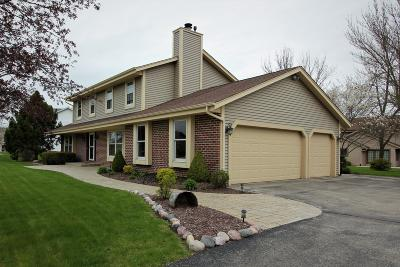 Menomonee Falls Single Family Home Active Contingent With Offer: N76w16090 Hunters Ridge Cir