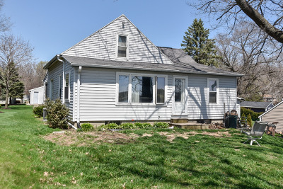 Waterford Single Family Home For Sale: 6417 Tichigan N Rd