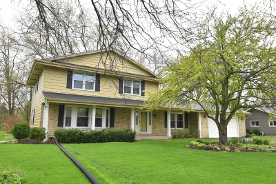 Brookfield Single Family Home For Sale: 3140 Old Lantern Dr