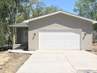 Kenosha County Single Family Home For Sale: Lt4 97th St