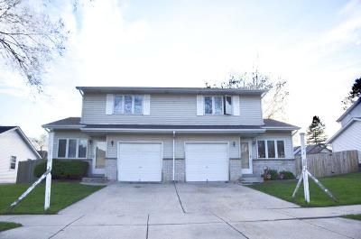 Kenosha County Two Family Home For Sale: 5028 46th Ave #5030