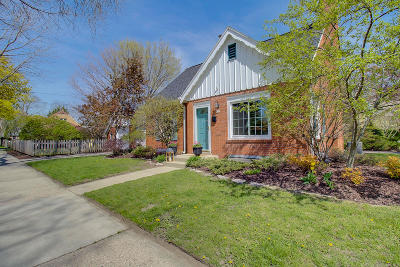 Milwaukee County Single Family Home Active Contingent With Offer: 630 E Fairmount Ave