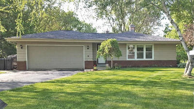Waterford Single Family Home For Sale: 518 Fox Knoll Dr