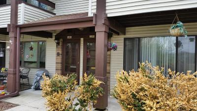 New Berlin Condo/Townhouse Active Contingent With Offer: 1684 S Coachlight Dr