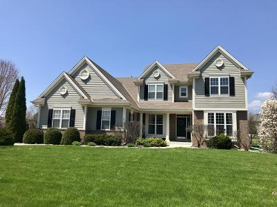 Sussex Single Family Home Active Contingent With Offer: W243n5721 Quail Run Ln