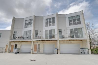 Milwaukee County Condo/Townhouse Active Contingent With Offer: 2120 N Commerce St