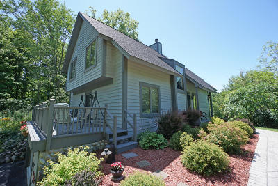 Washington County Single Family Home Active Contingent With Offer: 5155 Briarwood Dr