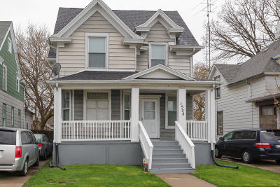 Racine Single Family Home For Sale: 1508 S Memorial Dr