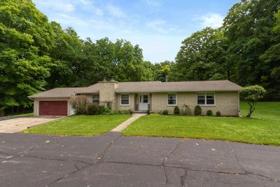 Lake Geneva Single Family Home For Sale: N1416 Academy Rd