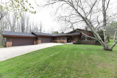 Cedarburg Single Family Home Active Contingent With Offer: 11303 Cedar Creek Rd
