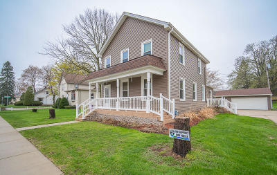 Washington County Single Family Home Active Contingent With Offer: 517 Main St