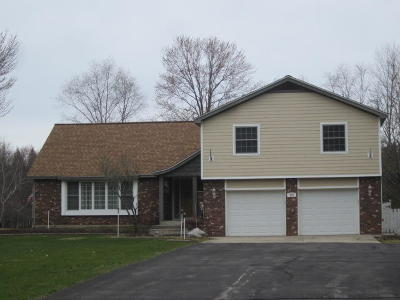Menominee Single Family Home For Sale: N570 W Fairland Crl