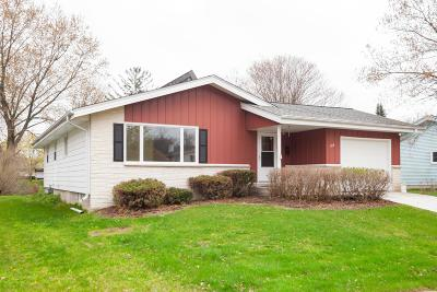 West Bend Single Family Home Active Contingent With Offer: 109 N 16th Ave