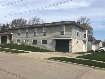 Kenosha County Two Family Home Active Contingent With Offer: 5042 32nd Ave #44