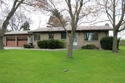 West Bend Single Family Home For Sale: 6776 Eastwood Trl