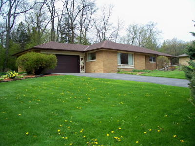 Single Family Home Active Contingent With Offer: 3125 Hidden Hills Dr