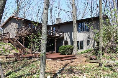 Sheboygan Falls Single Family Home Active Contingent With Offer: 208 Westwood Ct