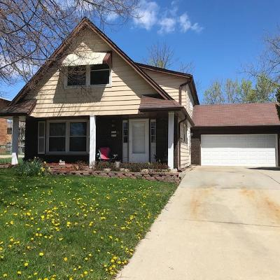 South Milwaukee Two Family Home Active Contingent With Offer: 1734 Rawson Ave