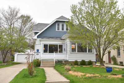 Whitefish Bay Single Family Home Active Contingent With Offer: 5049 N Diversey Blvd