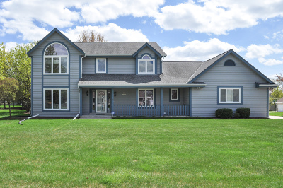Muskego Single Family Home Active Contingent With Offer: S79w17533 Scenic Dr
