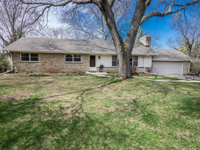 Brookfield Single Family Home Active Contingent With Offer: 2445 Alta Louise Pkwy