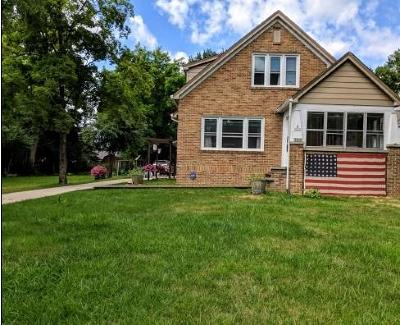 West Allis Single Family Home Active Contingent With Offer: 3215 S 106th St
