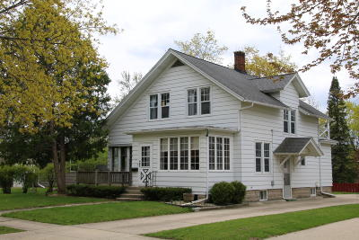 Mayville Single Family Home Active Contingent With Offer: 421 Janssen Ave